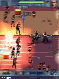 Free download java game Zombie Infection for mobil phone ...