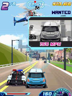 Free Download Java Game Asphalt 6 Adrenaline From Gameloft For Mobil Phone 2011 Year Released Free Java Games To Your Cell Phone