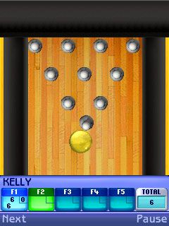 free download java game the sims bowling from electronic arts ea mobile for mobil phone 2007