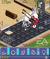 the sims 2 mobile game 320x240